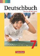 Cover-Bild zu Berghaus, Christoph: Deutschbuch, Sprach- und Lesebuch, Erweiterte Ausgabe, 7. Schuljahr, Schülerbuch