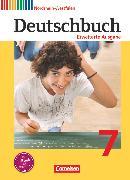 Cover-Bild zu Berghaus, Christoph: Deutschbuch, Sprach- und Lesebuch, Erweiterte Ausgabe - Nordrhein-Westfalen, 7. Schuljahr, Schülerbuch