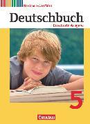 Cover-Bild zu Berghaus, Christoph: Deutschbuch, Sprach- und Lesebuch, Erweiterte Ausgabe - Nordrhein-Westfalen, 5. Schuljahr, Schülerbuch
