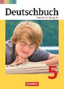 Cover-Bild zu Berghaus, Christoph: Deutschbuch, Sprach- und Lesebuch, Erweiterte Ausgabe, 5. Schuljahr, Schülerbuch
