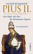 Cover-Bild zu Reinhardt, Volker: Pius II. Piccolomini