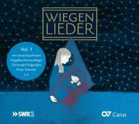 Cover-Bild zu Kaufmann, Jonas (Solist): Wiegenlieder Vol. 1