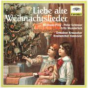 Cover-Bild zu Prey, Hermann (Solist): Liebe alte Weihnachtslieder. Klassik-CD