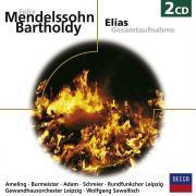 Cover-Bild zu Mendelssohn-Bartholdy, Felix (Komponist): Elias (Gesamtaufnahme)