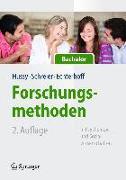 Cover-Bild zu Hussy, Walter: Forschungsmethoden in Psychologie und Sozialwissenschaften für Bachelor