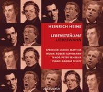 Cover-Bild zu Heine, Heinrich: Lebensträume - Liebeswahn