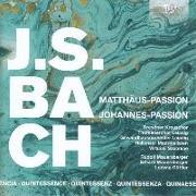 Cover-Bild zu Schreier: Bach,J.S.:Matthäus-Passion,Johannes Passion