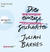 Cover-Bild zu Barnes, Julian: Die einzige Geschichte