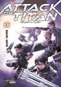 Cover-Bild zu Isayama, Hajime: Attack on Titan 26