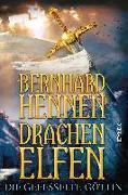 Cover-Bild zu Hennen, Bernhard: Drachenelfen - Die gefesselte Göttin