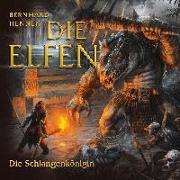Cover-Bild zu Hennen, Bernhard: Die Schlangenkönigin