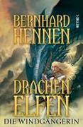 Cover-Bild zu Hennen, Bernhard: Drachenelfen - Die Windgängerin