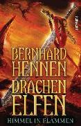 Cover-Bild zu Hennen, Bernhard: Drachenelfen - Himmel in Flammen