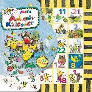 Cover-Bild zu Janosch (Illustr.): Janosch Mein Adventskalender