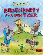 Cover-Bild zu JANOSCH: Riesenparty für den Tiger