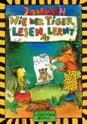 Cover-Bild zu Janosch: Wie der Tiger lesen lernt
