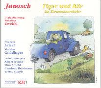 Cover-Bild zu Janosch: Tiger und Bär im Strassenverkehr. CD
