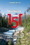 Cover-Bild zu Heinold, Annegret: Kanada 151