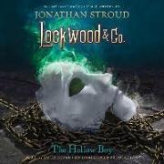 Cover-Bild zu Stroud, Jonathan: Lockwood & Co., Book 3: The Hollow Boy