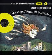 Cover-Bild zu Sommer-Bodenburg, Angela: Der kleine Vampir im Jammertal