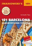 Cover-Bild zu Sommer, Katharina: 101 Barcelona