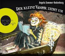 Cover-Bild zu Sommer-Bodenburg, Angela: Der kleine Vampir zieht um