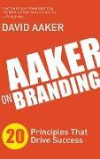 Cover-Bild zu Aaker, David: Aaker on Branding