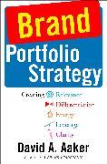 Cover-Bild zu Aaker, David A.: Brand Portfolio Strategy