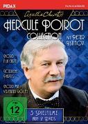 Cover-Bild zu Peter Ustinov (Schausp.): Agatha Christie: Hercule Poirot-Collection