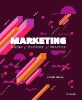 Cover-Bild zu Sharp, Byron: Marketing: Theory, Evidence, Practice