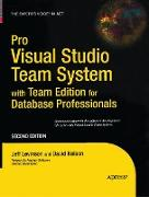Cover-Bild zu Nelson, David: Pro Visual Studio Team System with Team Edition for Database Professionals