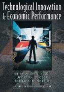 Cover-Bild zu Steil, Benn (Hrsg.): Technological Innovation and Economic Performance