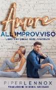 Cover-Bild zu eBook Amore all'improvviso