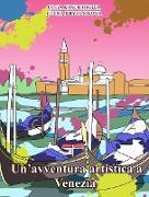 Cover-Bild zu eBook un'avventura artistica a Venezia