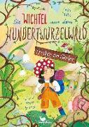 Cover-Bild zu Die Wichtel aus dem Hundertwurzelwald - Einladung zum Elfenfest - Band 1