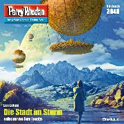 Cover-Bild zu eBook Perry Rhodan 3046: Die Stadt im Sturm
