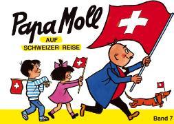Cover-Bild zu Papa Moll auf Schweizer Reise von Jonas, Edith (Idee von)