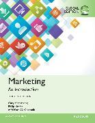 Cover-Bild zu Marketing: An Introduction, Global Edition von Armstrong, Gary