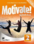 Cover-Bild zu Motivate! Level 2 Student's Book + Digibook CD Rom Pack von Heyderman, Emma