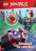 Cover-Bild zu LEGO® NINJAGO® - Rätselspaß für coole Ninja