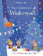 Cover-Bild zu Mein Stickerbuch: Winterspaß von Watt, Fiona