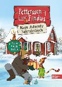 Cover-Bild zu Pettersson und Findus. Mein Adventskalenderbuch von Nordqvist, Sven