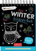 Cover-Bild zu Mein Winter-Kritzkratz-Buch