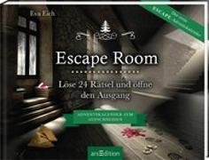 Cover-Bild zu Escape Room. Der erste Escape-Adventskalender von Eich, Eva