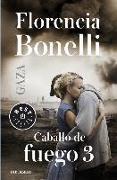 Cover-Bild zu Caballo de fuego 03. Gaza von Bonelli, Florcencia