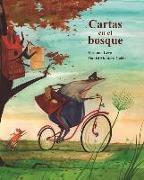 Cover-Bild zu Cartas en el bosque (The Lonely Mailman) von Isern, Susanna