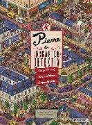 Cover-Bild zu Pierre, der Irrgarten-Detektiv von Kamigaki, Hiro