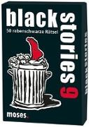 Cover-Bild zu black stories 9