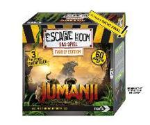Cover-Bild zu Escape Room Jumanji