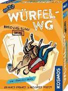 Cover-Bild zu Würfel-WG
